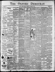The Oxford Democrat - Vol. 79, No.43 - October 22,1912