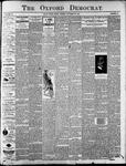 Oxford Democrat - Vol. 79, No.44 - October 29,1912