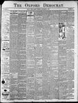 The Oxford Democrat - Vol. 79, No.45 - November 05,1912