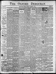 Oxford Democrat - Vol. 79, No.49 - December 03,1912