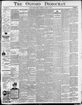 Oxford Democrat - Vol. 81, No.2 - January 13,1914