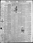 Oxford Democrat - Vol. 81, No.9 - March 03,1914