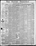 Oxford Democrat - Vol. 81, No.11-- March 17,1914