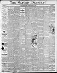 Oxford Democrat - Vol. 81, No.13 - March 31,1914
