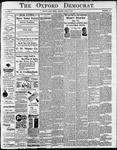 Oxford Democrat - Vol. 81, No.23 - June 09,1914