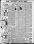 Oxford Democrat - Vol. 81, No.24 - June 16,1914