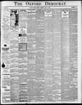The Oxford Democrat - Vol. 81, No.27 - July 07,1914