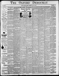 Oxford Democrat - Vol. 81, No.28 - July 14,1914