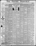 The Oxford Democrat - Vol. 81, No.29 - July 21,1914