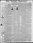 Oxford Democrat - Vol. 81, No.30 - July 28,1914