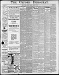 Oxford Democrat - Vol. 81, No.31 - August 04,1914