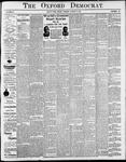 Oxford Democrat - Vol. 81, No.32 - August 11,1914