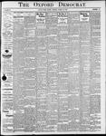 Oxford Democrat - Vol. 81, No.33 - August 18,1914