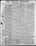 Oxford Democrat - Vol. 81, No.38 - September 22,1914