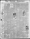 Oxford Democrat - Vol. 81, No.42 - October 20,1914