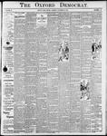 Oxford Democrat - Vol. 81, No.43 - October 27,1914