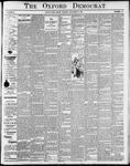 Oxford Democrat - Vol. 81, No.44 - November 03,1914