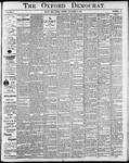 Oxford Democrat - Vol. 81, No.45 - November 10,1914