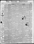 Oxford Democrat - Vol. 81, No.46 - November 17,1914