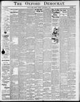 Oxford Democrat - Vol. 81, No.49 - December 08,1914