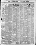 Oxford Democrat - Vol. 81, No.52 - December 29,1914