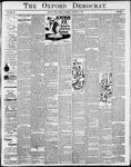 Oxford Democrat - Vol. 82, No.1 - January 05,1915