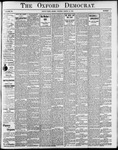 Oxford Democrat - Vol. 82, No.11-- March 16,1915
