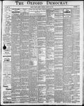 Oxford Democrat - Vol. 82, No.12-- March 23,1915