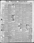 Oxford Democrat - Vol. 82, No.17 - April 27,1915