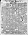 Oxford Democrat - Vol. 82, No.20 - May 18,1915