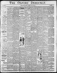 Oxford Democrat - Vol. 82, No.29 - July 20,1915
