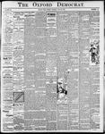 Oxford Democrat - Vol. 82, No.30 - July 27,1915