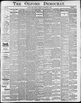 Oxford Democrat - Vol. 82, No.37 - September 14,1915