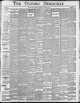 Oxford Democrat - Vol. 82, No.40 - October 05,1915