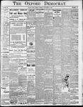 Oxford Democrat - Vol. 82, No.46 - November 16,1915