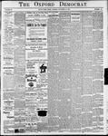 Oxford Democrat - Vol. 82, No.48 - November 30,1915