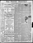 Oxford Democrat - Vol. 82, No.51 - December 21,1915