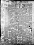 Oxford Democrat - Vol. 83, No.1 - January 04,1916