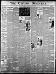 Oxford Democrat - Vol. 83, No.3 - January 18,1916