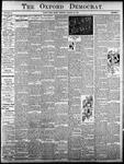 Oxford Democrat - Vol. 83, No.4 - January 26,1916