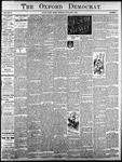 Oxford Democrat - Vol. 83, No.5 - February 01,1916