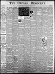 Oxford Democrat - Vol. 83, No.6 - February 08,1916