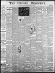 Oxford Democrat - Vol. 83, No.8 - February 22,1916