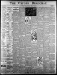 Oxford Democrat - Vol. 83, No.9 - February 29,1916