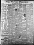 Oxford Democrat - Vol. 83, No.10-- March 07,1916