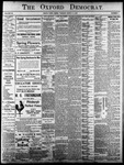 Oxford Democrat - Vol. 83, No.11-- March 14,1916