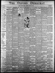 Oxford Democrat - Vol. 83, No.12-- March 21,1916