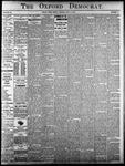 Oxford Democrat - Vol. 83, No.14 - April 04,1916