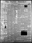 Oxford Democrat - Vol. 83, No.15 - April 11,1916