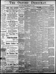 Oxford Democrat - Vol. 83, No.17 - April 25,1916